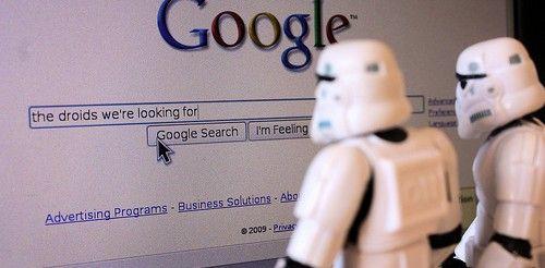 droidswerelookin