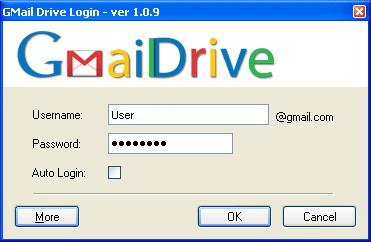 gmailHDD